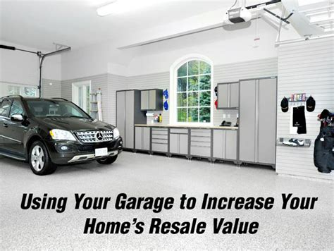 how a finished garage can increase your home s resale value