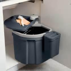 poubelles cuisine equipements ameublement