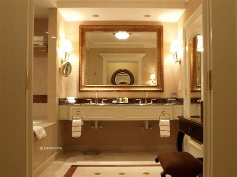 venetian bathroom the world s largest casino venetian macao 171 twistedsifter