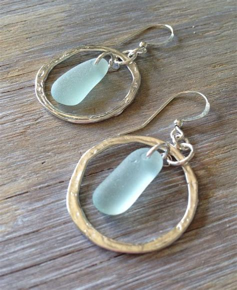 how to make glass jewelry at home 25 best ideas about sea glass jewelry on sea