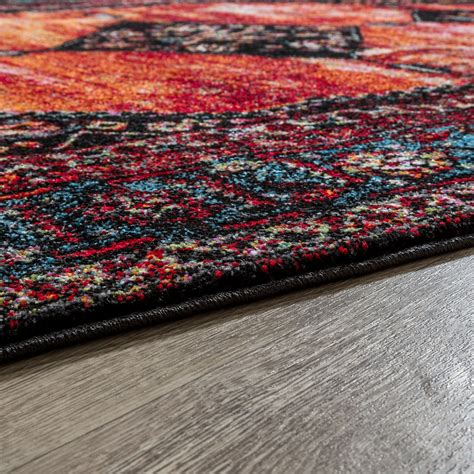 teppiche muster designer teppich orientalische muster modern wohnzimmer