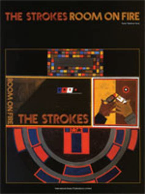the strokes room on songs the strokes room on sheet by the strokes sheet plus