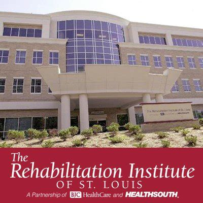 Detox St Louis Mo by The Rehabilitation Institute Of St Louis Hospitals