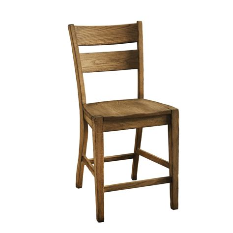 Counter Chairs Canterbury 24 Quot Counter Chair Solid Hardwood Furniture