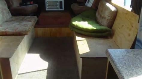 Rv Futon by 1983 33 Southwind Rv 3 8 2013 Futon Sofa