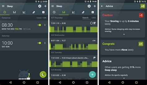 sleep like android 10 android apps for tracking and improving your sleep