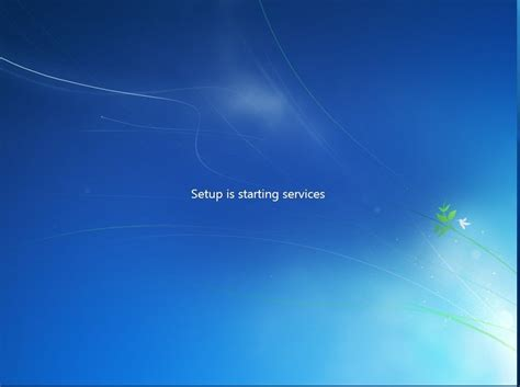 start your computer from a windows 7 installation disc or win 7 enterprise upgrade from vista or earlier versions of