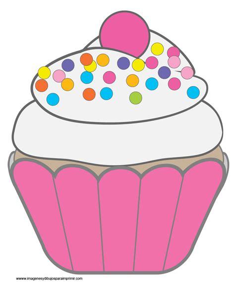 cupcake clipart dibujos de cupcakes
