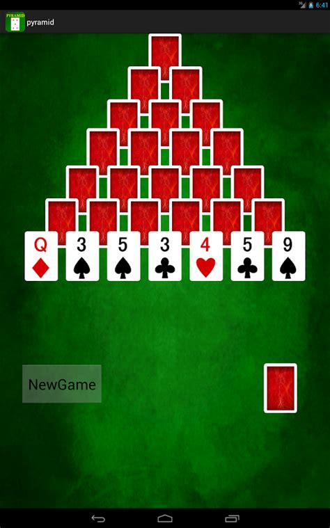 Pyramid Gift Card - pyramid card game android apps on google play