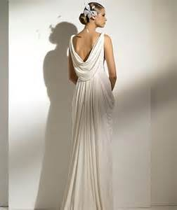 modern day greek style wedding dress ancient greek