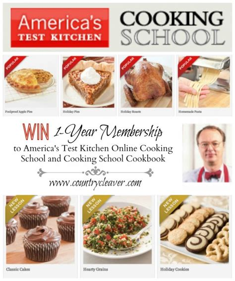 Pdf Americas Kitchen Cooking School Cookbook by Day 4 Of The 12 Days Of Giveaways America S