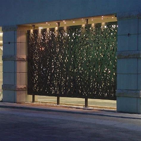 decorative aluminum walls partition panels outdoor buy partition panels outdoor partition