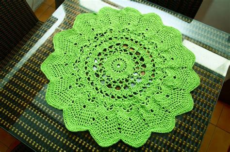 Taplak Meja Krishome Tablecloth White pin by febrina on s crochet project