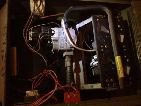 gas furnace not lighting ignitor on burners not lighting doityourself com