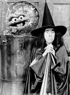 The Wizard of Oz. Here's Margaret Hamilton in later years