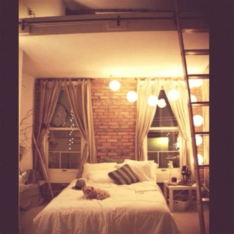 Cozy New York City Loft Bedroom Designs Decorating Bedroom Loft Designs