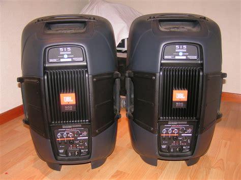 Speaker Aktif Jbl Eon515xt jbl eon 515 image 324696 audiofanzine