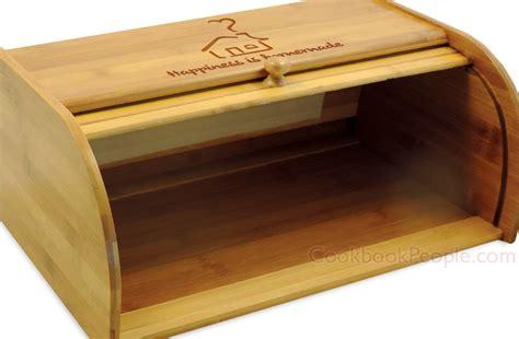Handmade Bread Box - rolltop breadbox