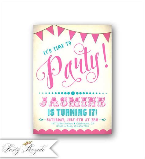 33 party invitation templates download downloadcloud