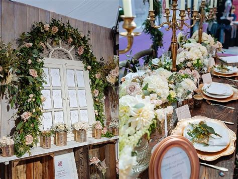 the national show meet us at the national wedding show birmingham for flowers