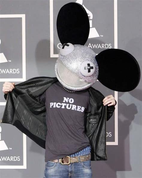 Deadmau5 Fashion House Music Mouse Music Photography Image 67177 On Favim Com