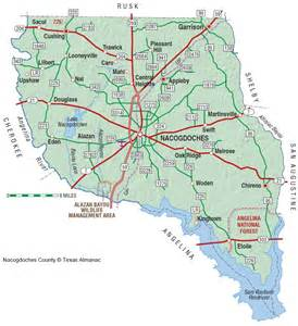 nacogdoches county the handbook of