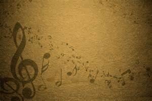 yellow vintage music notes background photohdx
