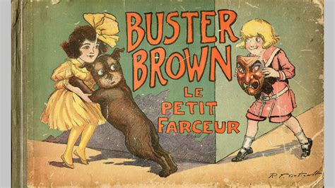 buster brown buster brown images buster brown le petit farceur hd wallpaper and background photos