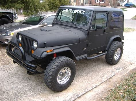 yj jeep bumpers 1989 jeep yj bumpers