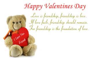 valentines quotes best friends valentines day quotes about true friendship