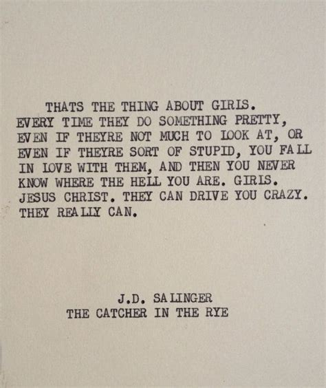 theme of relationships in catcher in the rye catcher in the rye quotes quotesgram