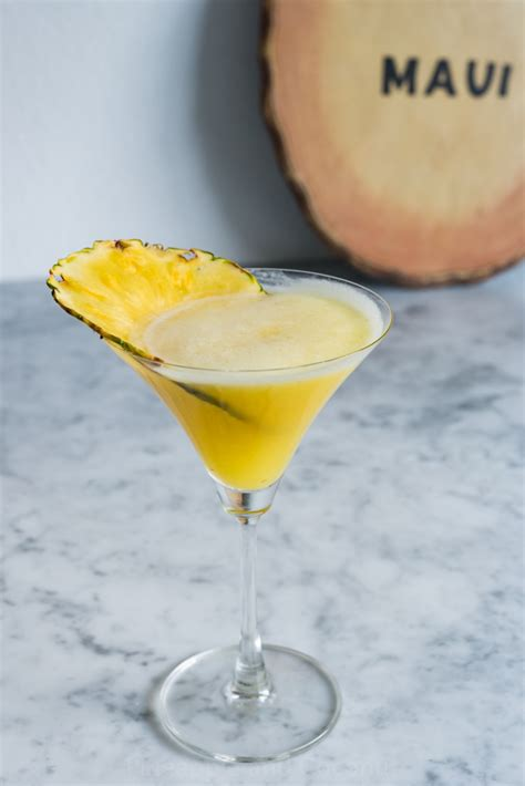 martini coconut aloha friday martini pineapple coconut martini