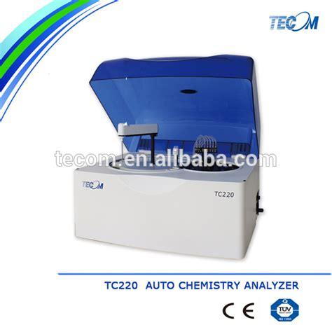 Tecom Tc200 Auto Chemistry Analyzer Biochemical Analysis System Tc220 Automatic Chemistry Analyzer View Fully Automated
