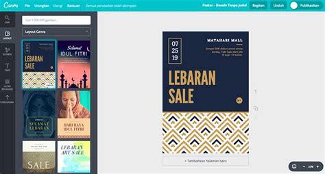 desain grafis secara online platform desain online canva resmi hadir di indonesia uzone