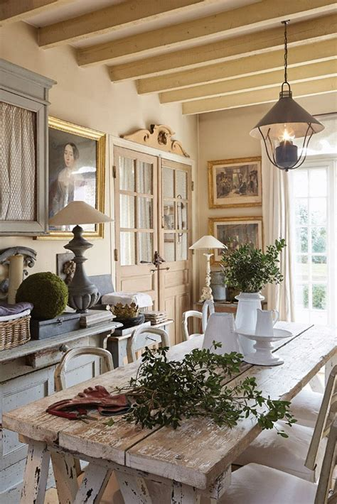 french country home interiors best 25 cottage style kitchens ideas on pinterest
