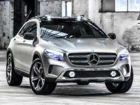 Mercedes Gla 2013 Hivatalos K 233 Peken A Mercedes Legkisebb Crossovere Mercedes