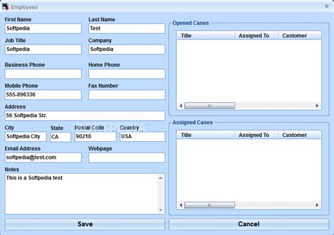 customer service database software download