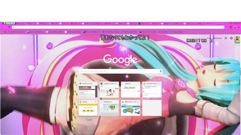 download theme google chrome vocaloid hatsune miku sweet devil theme for google chrome by