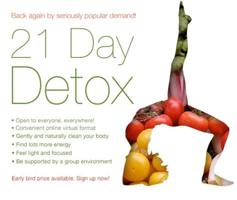 Detox Systems From Thrive by How Your Detoxes With Thrive A Health