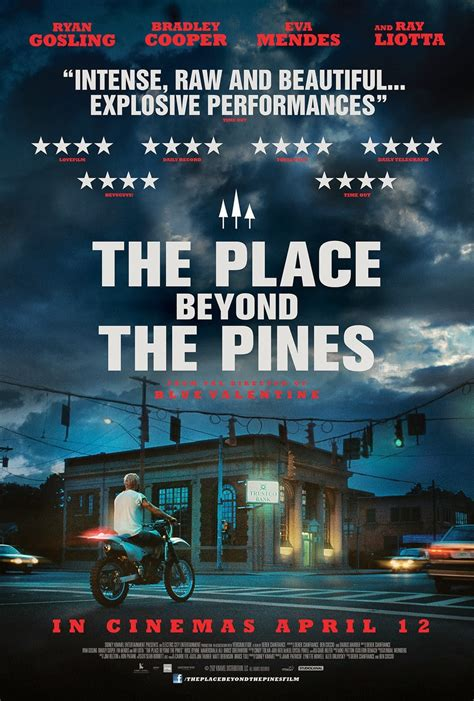 And The Place Williams Review The Place Beyond The Pines