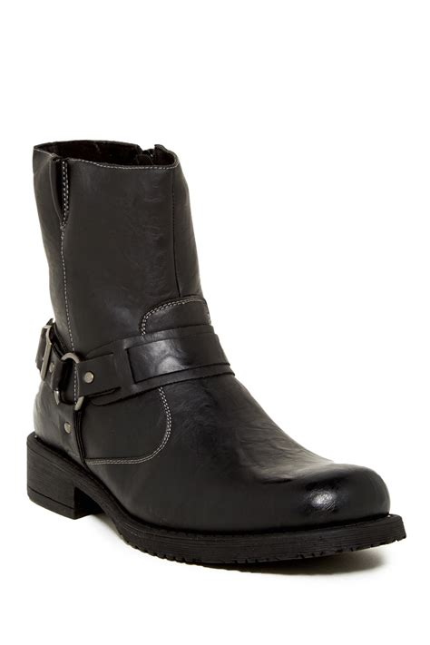 robert wayne connor harness boot wide width available