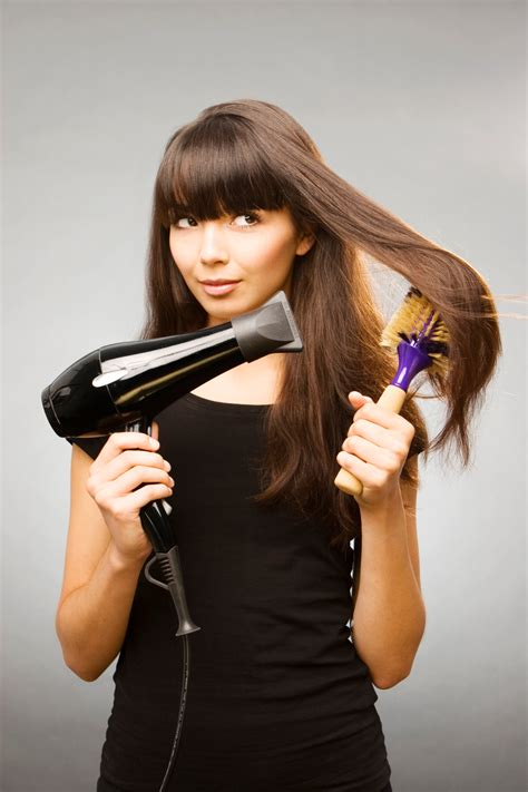 how to section your hair for blow drying hairdressing course part time blow dry your own hair