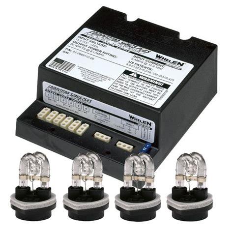 whelen strobe light kits whelen 90w power supply 4 strobe kit
