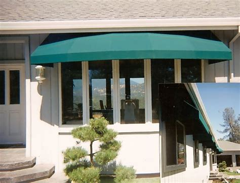 bay window awning absolutely custom awnings and shade covers