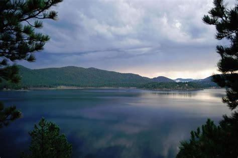 Pactola Lake Cabins by Pactola Pines Marina Pontoon Rental And Moorage On