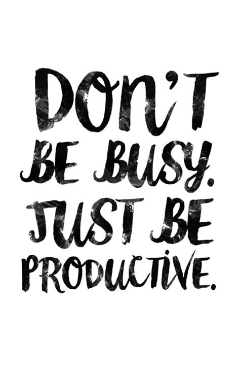 For The Time Challenged Busy by Be Productive Thyme Is Honey