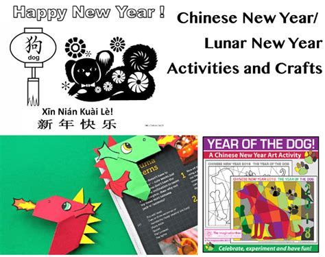 lesson plan on new year celebration lunar new year activities for lesson plans