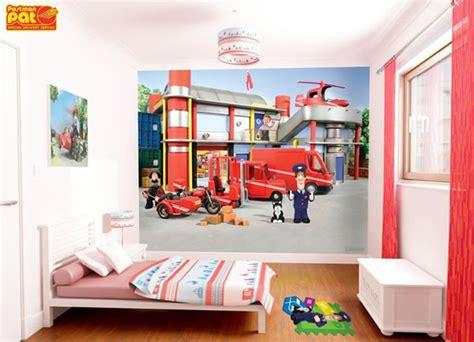 walltastic postman pat mural wall stickers review