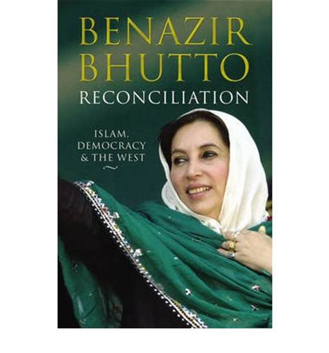 biography book of benazir bhutto reconciliation benazir bhutto 9781847393197