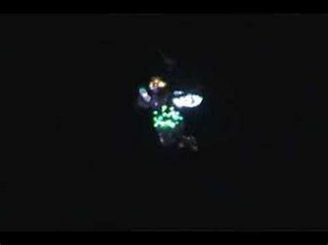 tinkerbell flying walt disney world's magic kingdom youtube